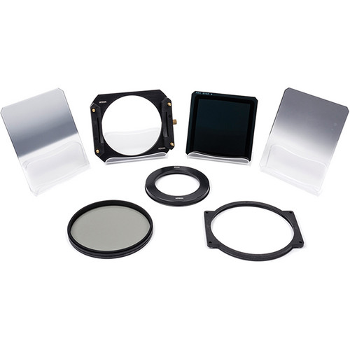 Formatt Hitech 67mm Colby Brown Signature Edition Premier Landscape Filter Kit for 49mm Lens