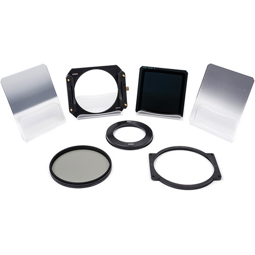 Formatt Hitech 85mm Colby Brown Signature Edition Premier Landscape Filter Kit for 52mm Lens