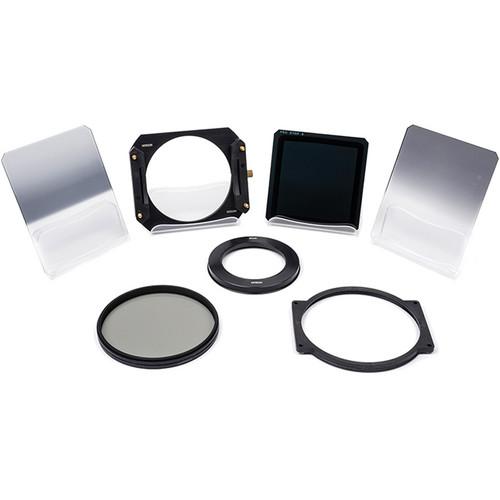 Formatt Hitech 85mm Colby Brown Signature Edition Premier Landscape Filter Kit for 62mm Lens