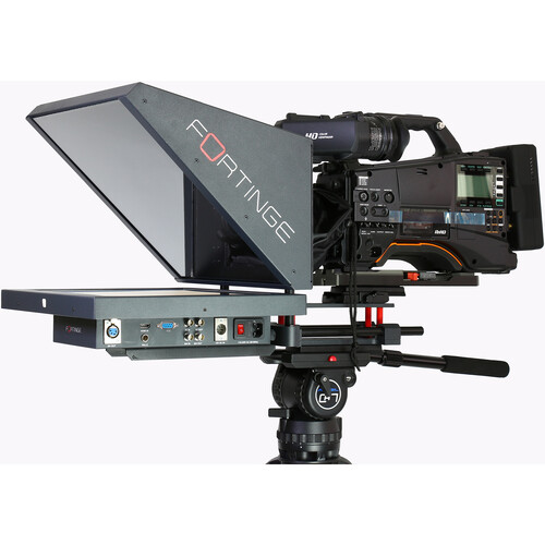 "Fortinge ERA Series 17"" Studio Prompter Set"