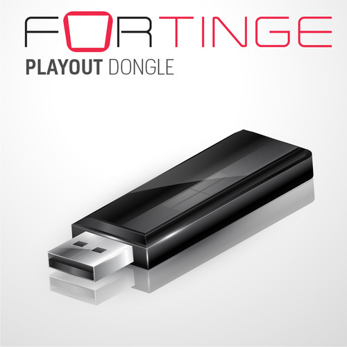 Fortinge Multi-Format Single Channel Playout Software (Dongle)