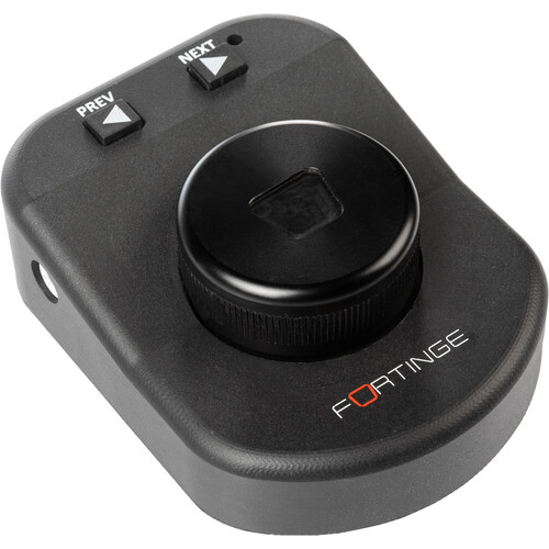 Fortinge Hand Control Device for ERA Studio Prompters