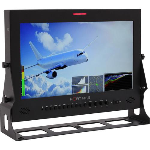 Fortinge 17'' Dual 3G-SDI Broadcast Monitor