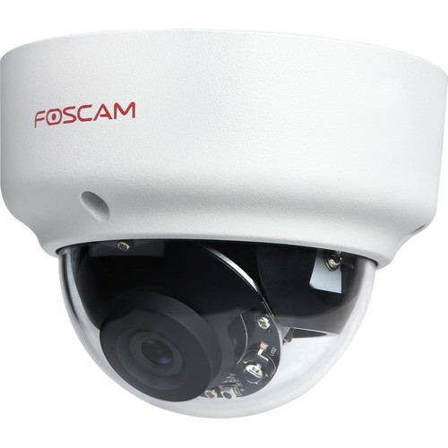 Foscam FI9961EP 2MP Outdoor Network Dome Camera with Night Vision