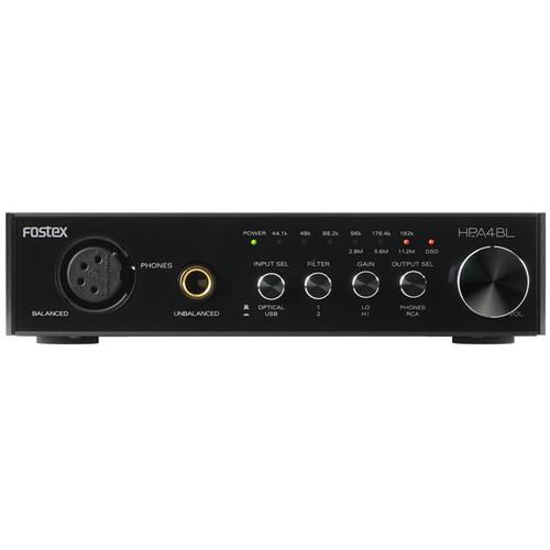Fostex HP-A4BL High-Resolution DAC / Balanced Headphone Amplifier