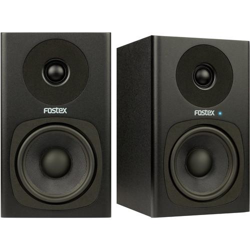 Fostex PM0.4c Personal Active Speaker System (Black)
