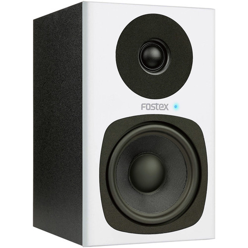 Fostex PM0.4c Personal Active Speaker System (White)