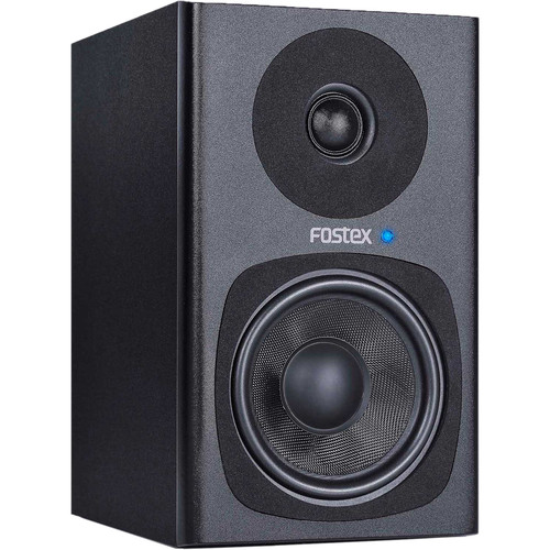 "Fostex 2-Way Studio Monitor with 4"" Woofer (Black)"
