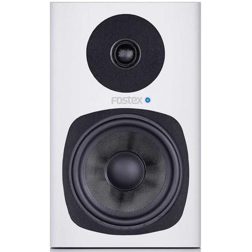 Fostex PM0.5D MkII Studio Monitors (White, Pair)