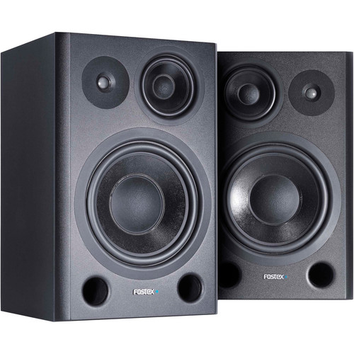 Fostex PM841 3-Way Studio Monitors (Pair)