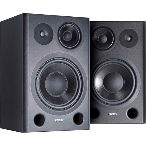Fostex PM841 3-Way Studio Monitors (Pair)