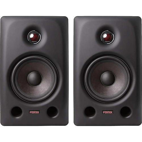 "Fostex PX-5 - 5.2"" 2-Way Active Professional Monitor Speaker (Pair)"