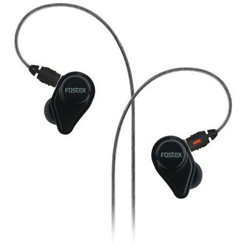 Fostex TE04 Stereo Earphones (Black)
