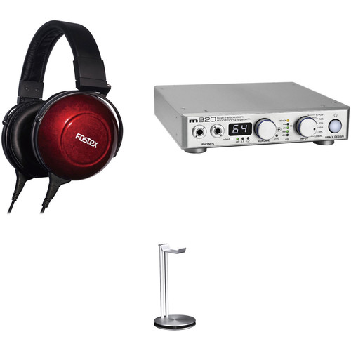 Fostex TH900 MK2 Headphones and m920 Monitor Control System Kit