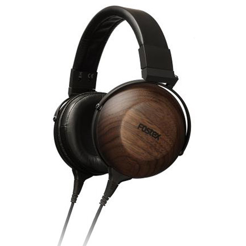 Fostex TH610 Stereo Headphones (Black Walnut)