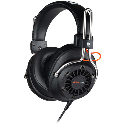 Fostex TR-Series - TR-70 - Professional Studio Headphones (Open, 80 Ohms)