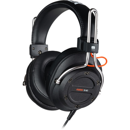Fostex TR-Series - TR-80 - Professional Studio Headphones (Closed, 250 Ohms)