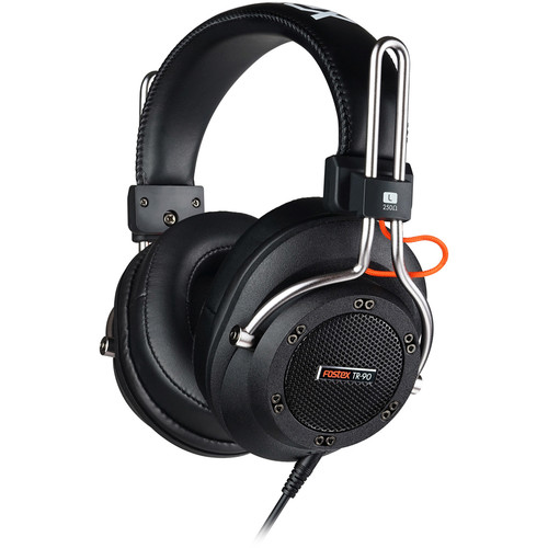 Fostex TR-Series - TR-90 - Professional Studio Headphones (Semi-Open, 80 Ohms)