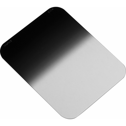 "FotodioX 6.6 x 8.5"" Soft-Edge Graduated Neutral Density 0.9 Filter (3-Stop)"