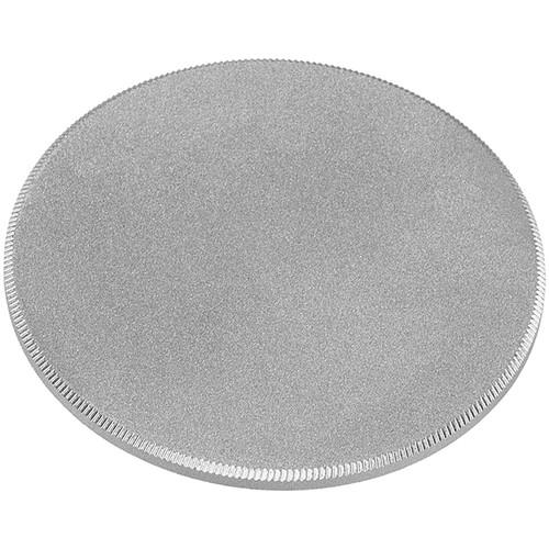 FotodioX M42 Metal Screw-On Body Cap (Silver)