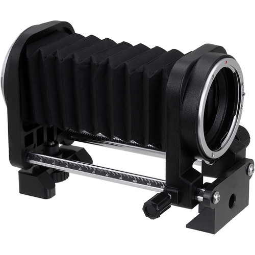 FotodioX Macro Bellows for Canon EF Mount Camera Systems