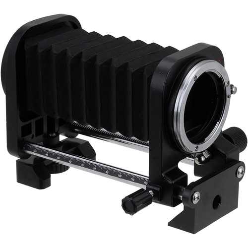 FotodioX Macro Bellows for Nikon F Mount Camera Systems