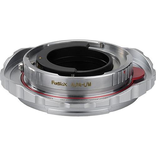 FotodioX Pro Lens Mount Adapter Kit for Alpa-Mount Lens to Fujifilm G-Mount Camera
