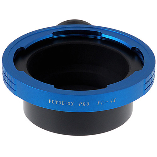 FotodioX Lens Adapter for ARRI PL-Mount Lens to Samsung NX