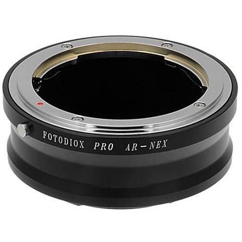 FotodioX Pro Mount Adapter for Konika AR Lens to Sony E-Mount Camera Camera