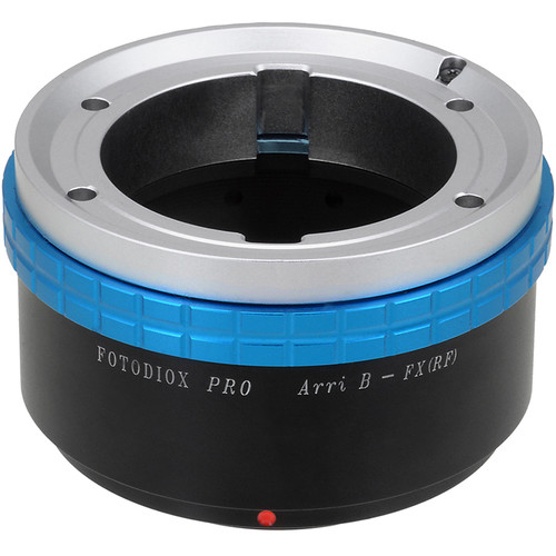 FotodioX Pro Lens Adapter for Arri B Lens to Fujifilm X
