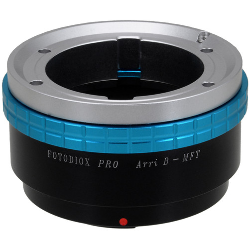 FotodioX Arri-B Lens to Micro Four Thirds Camera Pro Mount Adapter