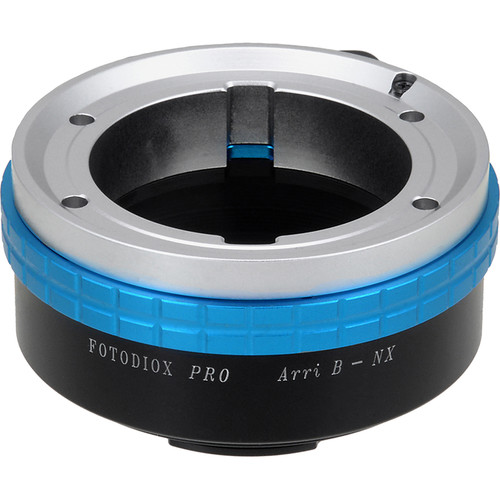 FotodioX Lens Adapter for ARRI Bayonet-Mount Lens to Samsung NX Camera
