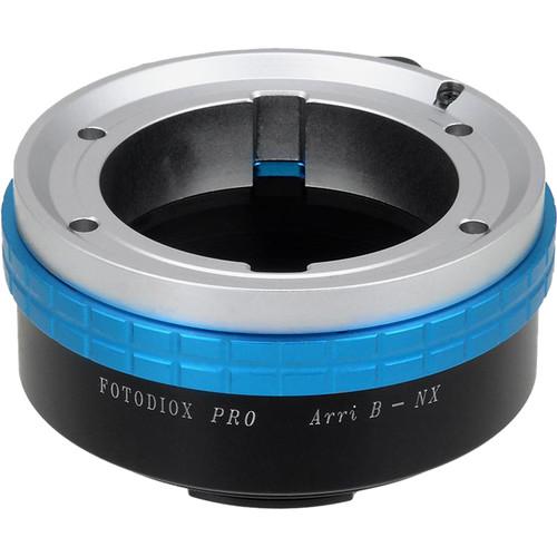FotodioX ARRI Bayonet-Mount Lens to Samsung NX-Mount Camera Adapter