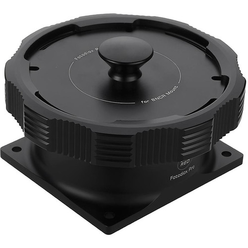 FotodioX Pro Lens Mount Adapter for BNCR Cinema Lenses to RED Digital Cinema Camera Bodies