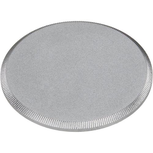 FotodioX M39 Metal Screw-On Body Cap (Silver)
