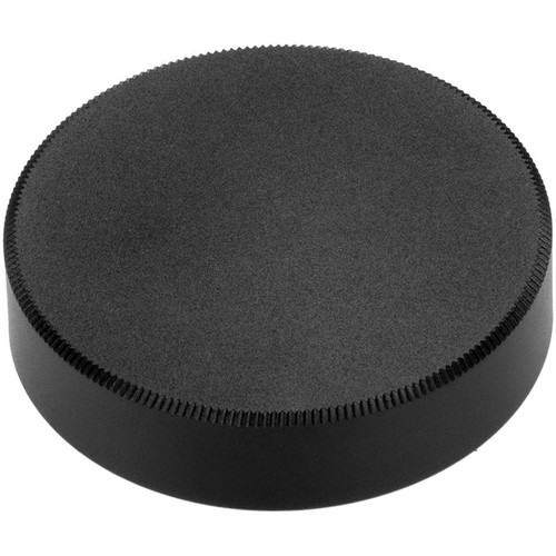 FotodioX M39 Metal Rear Lens Cap (Black)
