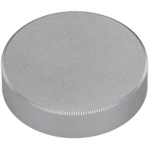 FotodioX M39 Metal Rear Lens Cap (Silver)