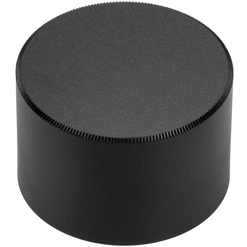 FotodioX Tall Metal Rear Lens Cap for M39 Lenses (Black)