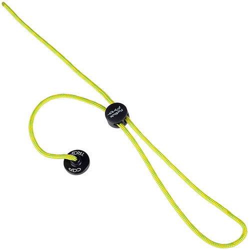 FotodioX Pro CapTrap Lens Cap Keeper and Safety Cord (Yellow/Black)