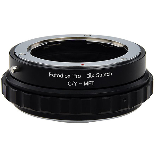FotodioX Contax/Yashica Lens to Micro Four Thirds DLX Stretch Adapter