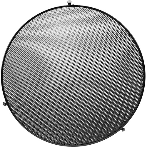 "FotodioX 50° Pro Metal Honeycomb Grid for 22"" Beauty Dish"