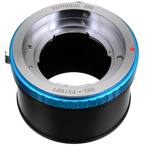 FotodioX Pro Lens Mount Adapter for Deckel-Mount Lens to Fujifilm X-Mount Camera