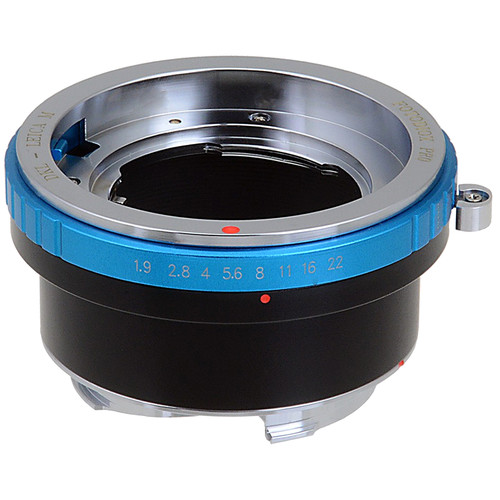 FotodioX Pro Lens Mount Adapter for Deckel-Mount Lens to Leica M-Mount Camera