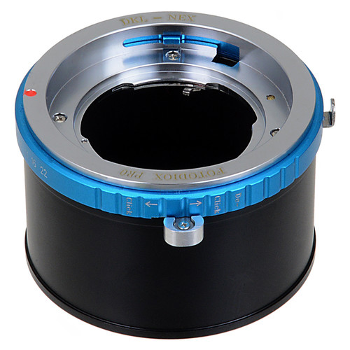 FotodioX Deckel Lens to Sony E-Mount Camera Pro Lens Mount Adapter