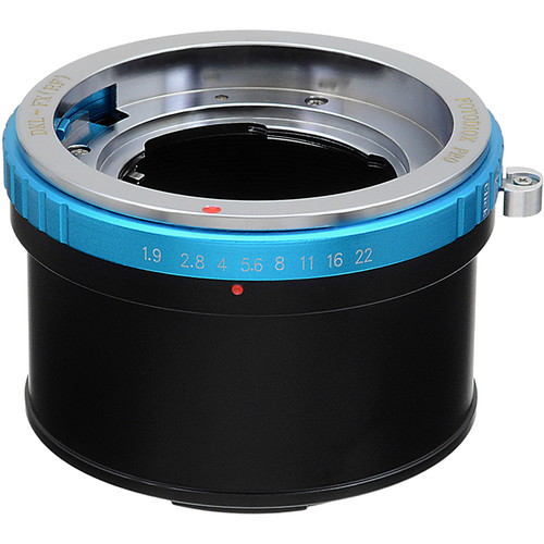 FotodioX Pro Mount Adapter for Deckel-Bayonet Lens to Fujifilm X Camera