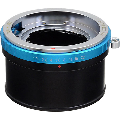 FotodioX Pro Mount Adapter for Deckel-Bayonet Lens to Micro Four Thirds Camera