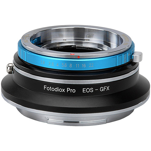 FotodioX Pro Lens Mount Adapter Kit for Voigtlander-Series Deckel-Mount Lens to Fujifilm G-Mount Camera