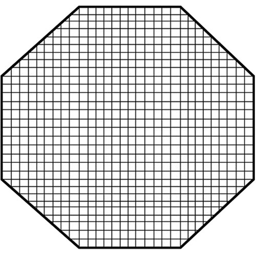 "FotodioX Pro Eggcrate Grid (60"")"