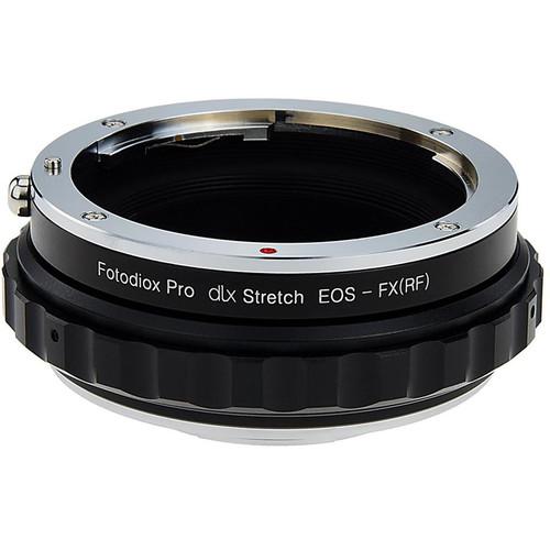 FotodioX Canon EF/EF-S Lens to FUJIFILM X-Mount DLX Stretch Adapter