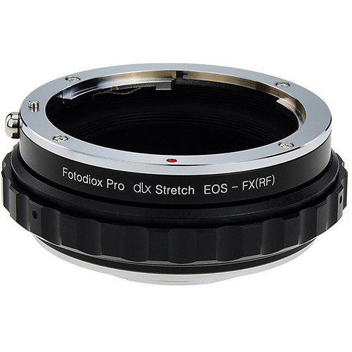 FotodioX Canon EF/EF-S Lens to Fujifilm X-Mount DLX Stretch Adapter